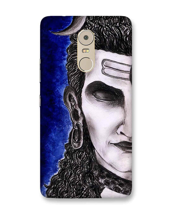 Meditating Shiva | Lenovo K6 Note Phone case