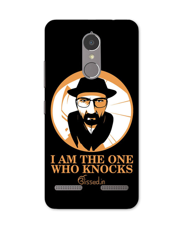 The One Who Knocks | Lenovo K6 Power Phone Case