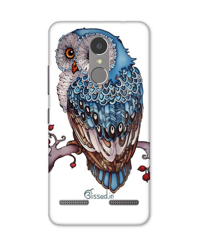 Blue Owl | Lenovo K6 Power Phone Case