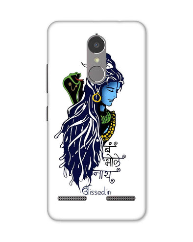 BUM BHOLE NATH | Lenovo K6 Power Phone Case