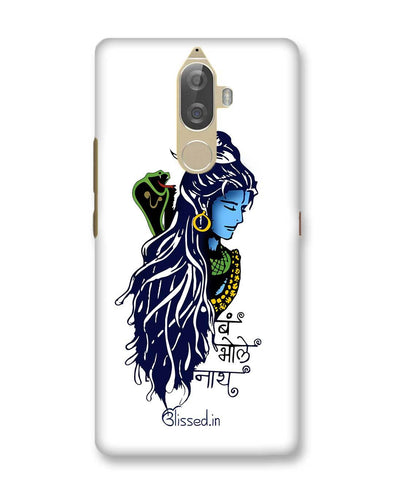 BUM BHOLE NATH | Lenovo K8 Note Phone Case