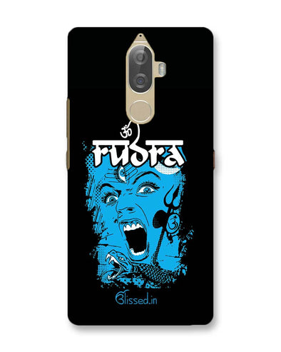 Mighty Rudra - The Fierce One | Lenovo K8 Note Phone Case