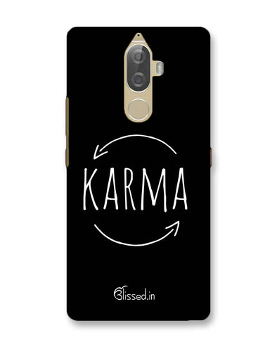 karma |  Lenovo K8 Note Phone Case