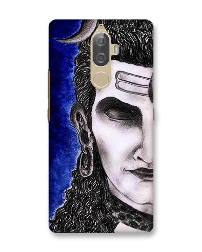 Meditating Shiva | Lenovo K8 Note Phone case