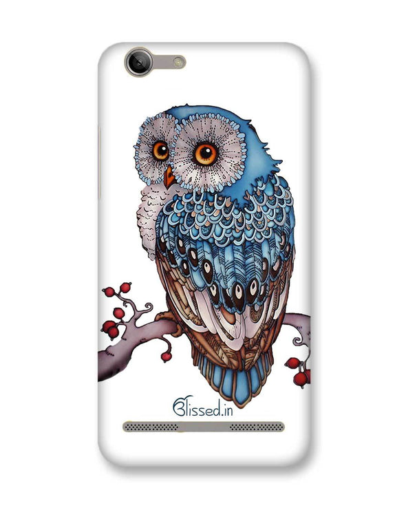 Blue Owl | Lenovo Vibe K5 Plus Phone Case