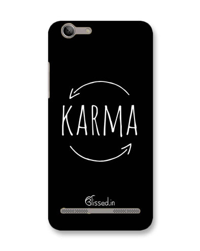 karma |  Lenovo Vibe K5 Plus Phone Case