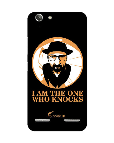 The One Who Knocks | Lenovo Vibe K5 Phone Case
