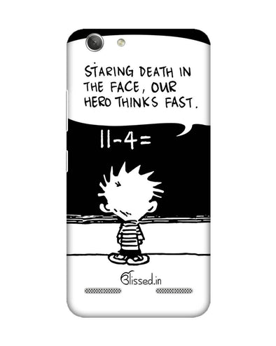 Hero Hobbes | Lenovo Vibe K5 Phone Case