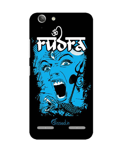 Mighty Rudra - The Fierce One | Lenovo Vibe K5 Phone Case