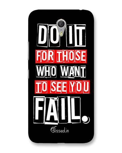 Do It For Those | Lenovo Zuk Z1 Phone Case