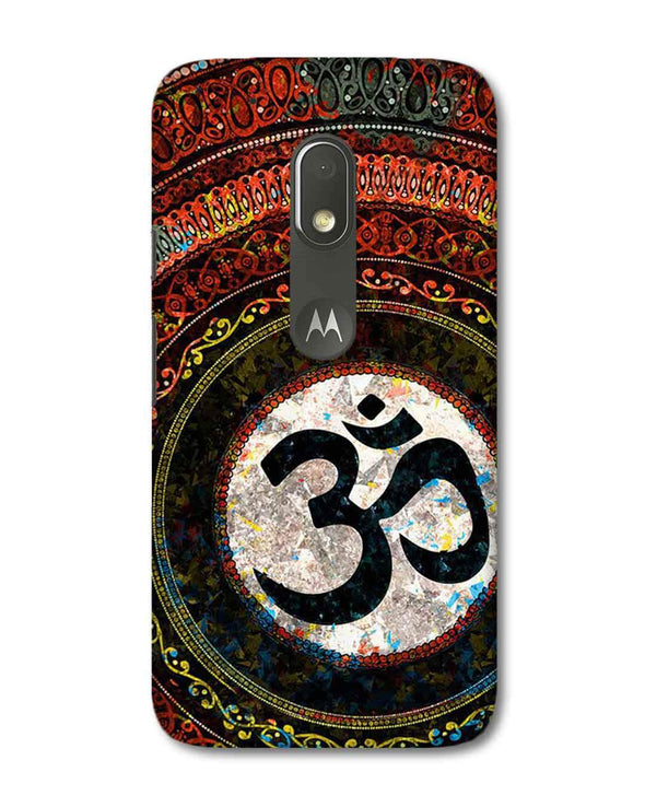 Om Mandala | Moto G4 Play  Phone Case