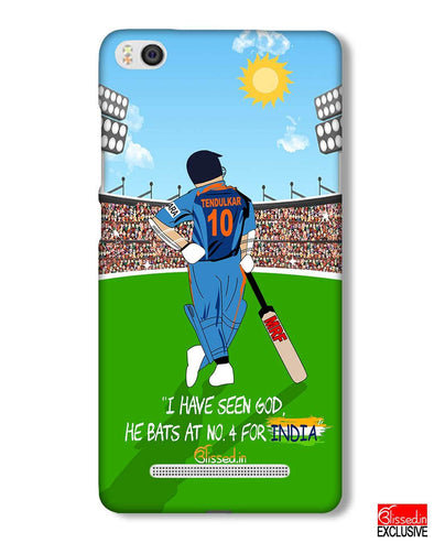 Tribute to Sachin | Xiaomi Mi4i Phone Case
