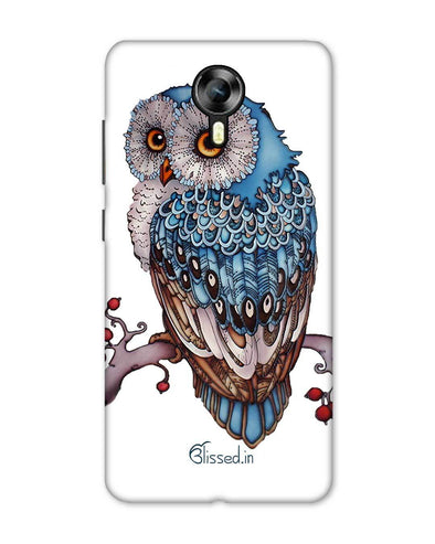 Blue Owl | Micromax Canvas Xpress 2 Phone Case