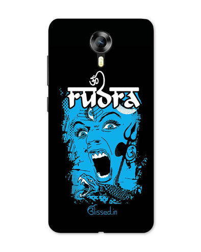 Mighty Rudra - The Fierce One | Micromax Canvas Xpress 2  Phone Case