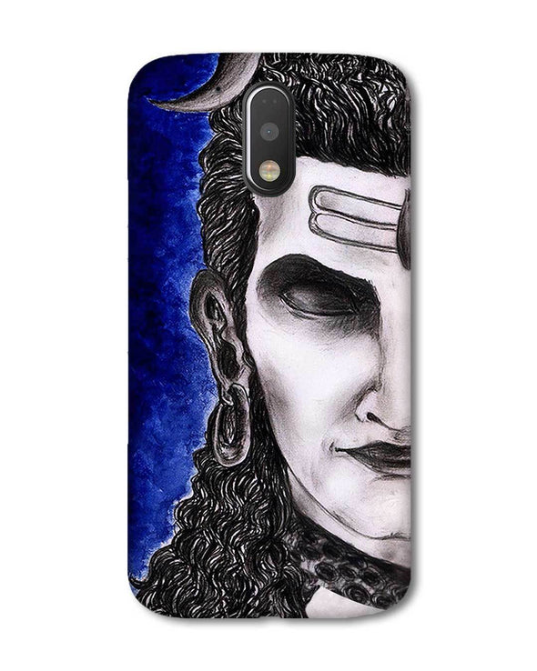 Meditating Shiva | Motorola G Plus Phone case
