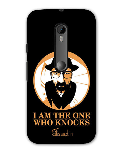 The One Who Knocks | Moto G (3rd Gen) Phone Case