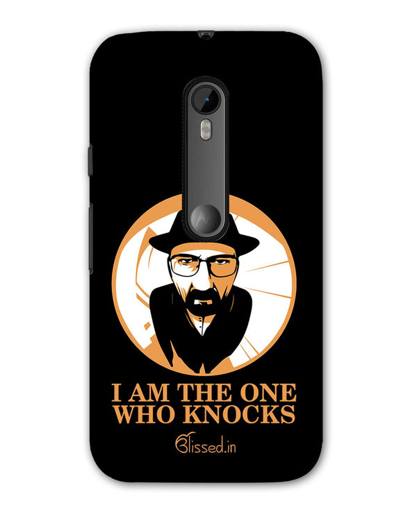 The One Who Knocks | Motorola G (3rd Gen) Phone Case