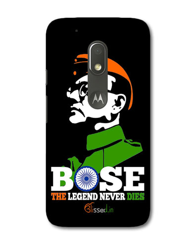 Bose The Legend | Motorola G4 Play Phone Case