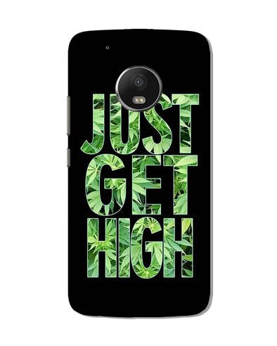 High | Motorola G5 Plus Phone Case