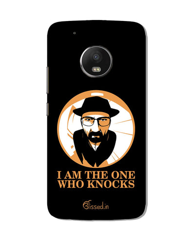 The One Who Knocks | Motorola G5 Plus Phone Case