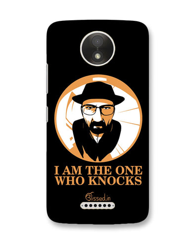 The One Who Knocks | Motorola Moto C Plus Phone Case