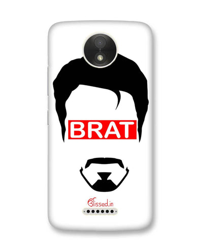 Brat  | Motorola G Plus Phone Case
