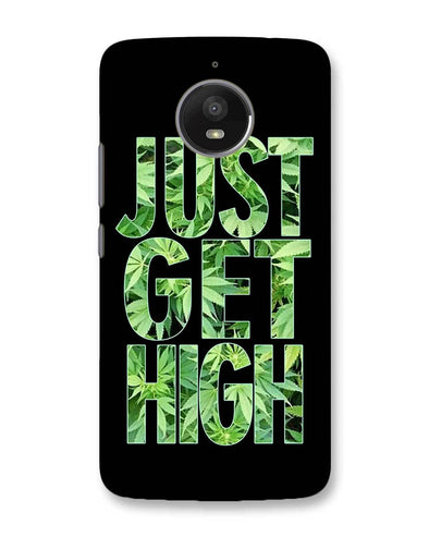 High | Motorola Moto E4 Plus Phone Case