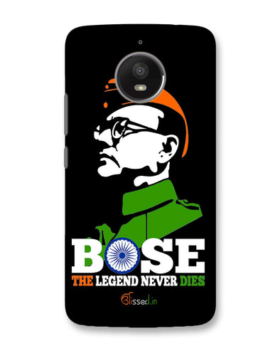 Bose The Legend | Motorola Moto E4 Plus Phone Case