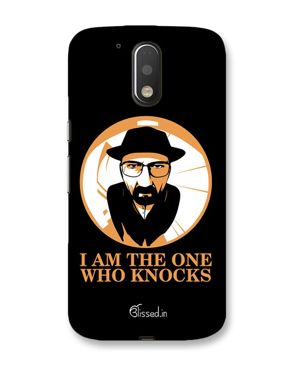 The One Who Knocks | Motorola Moto G (4th Gen) Phone Case