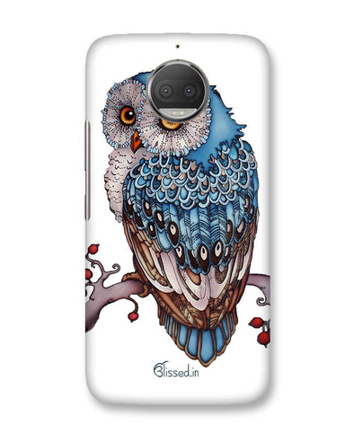 Blue Owl | Motorola Moto G5s Plus Phone Case