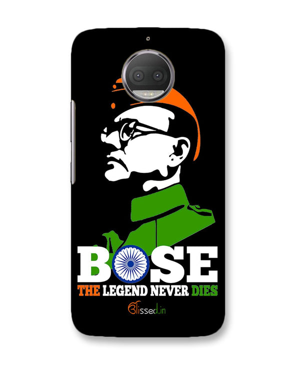 Bose The Legend | Motorola Moto G5s Plus Phone Case