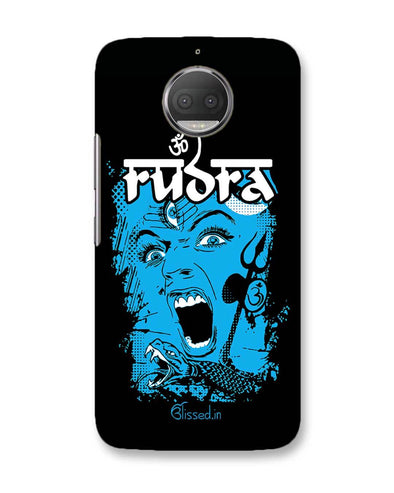 Mighty Rudra - The Fierce One | Motorola Moto G5s Plus Phone Case