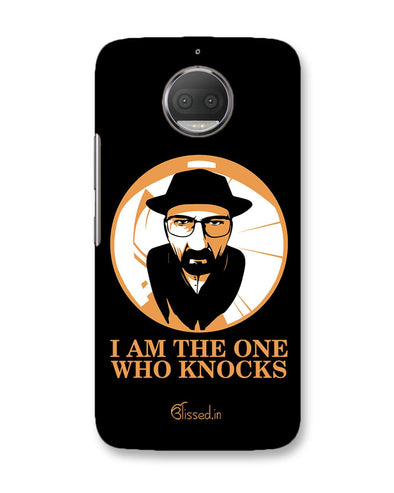 The One Who Knocks | Motorola Moto G5s Plus Phone Case