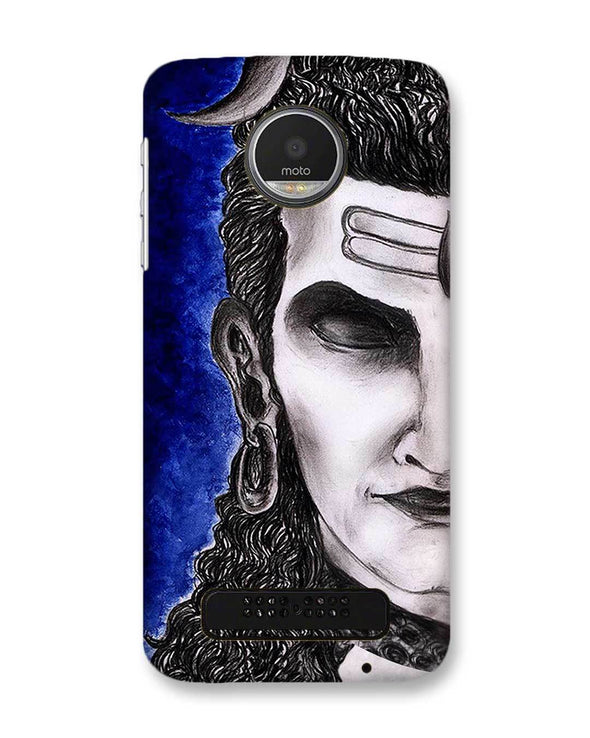 Meditating Shiva | Motorola Z Play Phone case