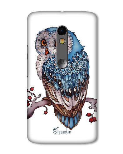 Blue Owl | Motorola X Play Phone Case