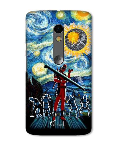 Dead star | Motorola X Play Phone Case