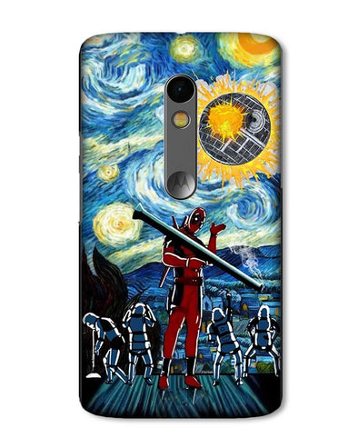 Dead star | MOTO X STYLE Phone Case