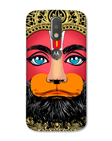 Lord Hanuman | Motorola G4 Play Phone Case