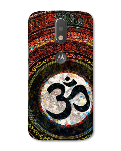Om Mandala | Moto G4 Plus Phone Case