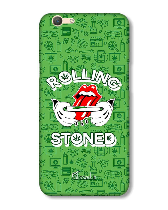 Rolling Stoned | Oppo F1 S Phone Case