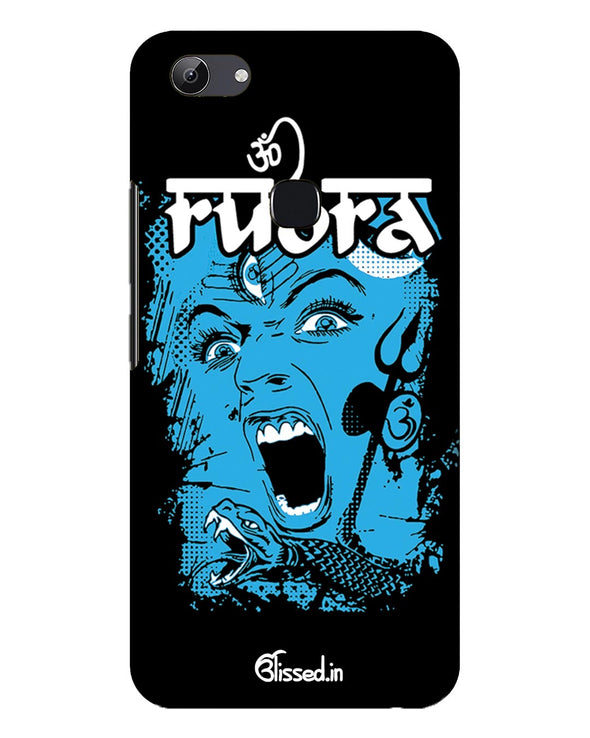 MIGHTY RUDRA - THE FIERCE ONE |  Vivo Y83 Phone Case