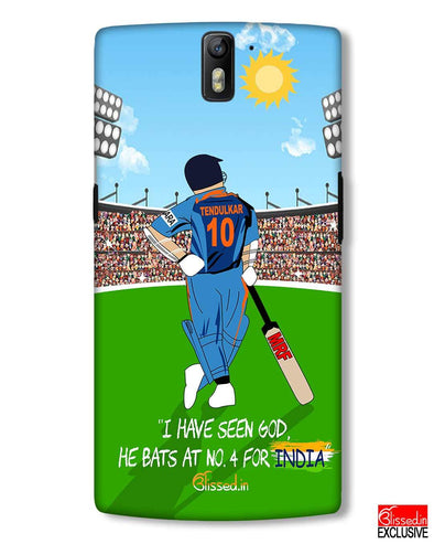 Tribute to Sachin | OnePlus 3 Phone Case
