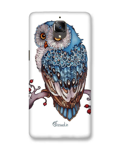 Blue Owl | OnePlus 3T Phone Case