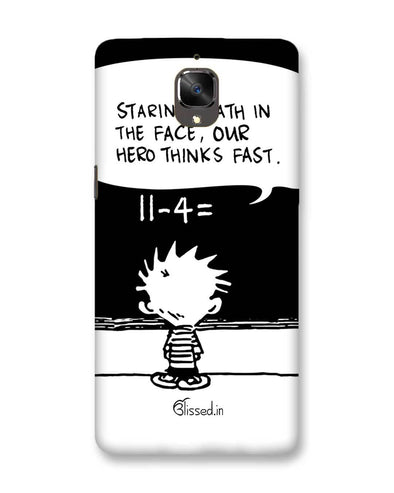 Hero Hobbes | OnePlus 3T Phone Case