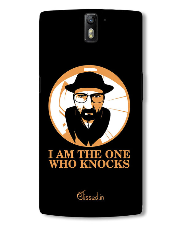 The One Who Knocks | OnePlus 3 Phone Case