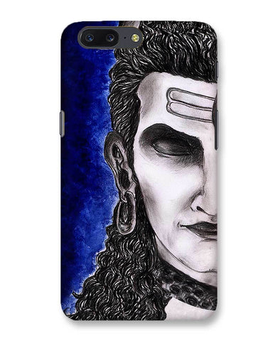 Meditating Shiva | OnePlus 5t Phone case