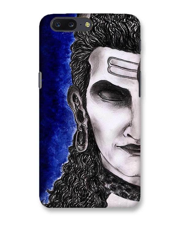 Meditating Shiva | One Plus 5 Phone case