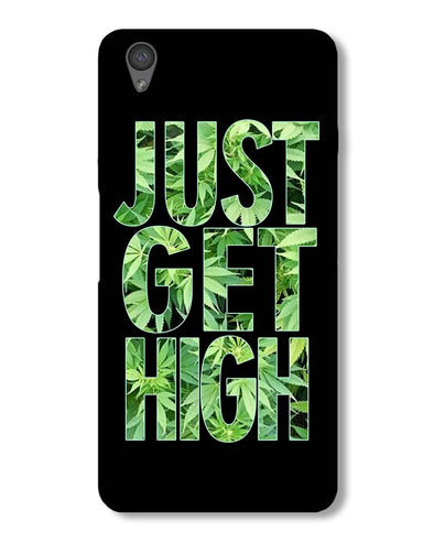 High | OnePlus X Phone Case