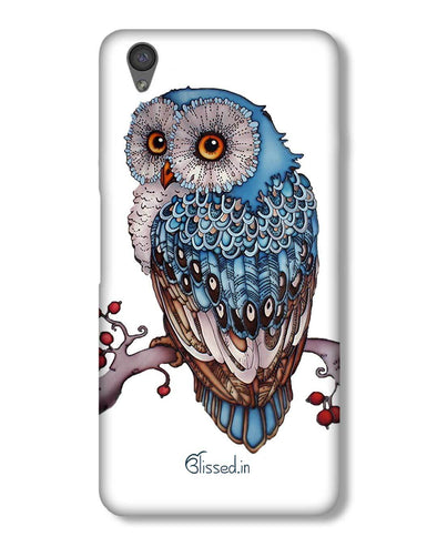 Blue Owl | OnePlus X Phone Case