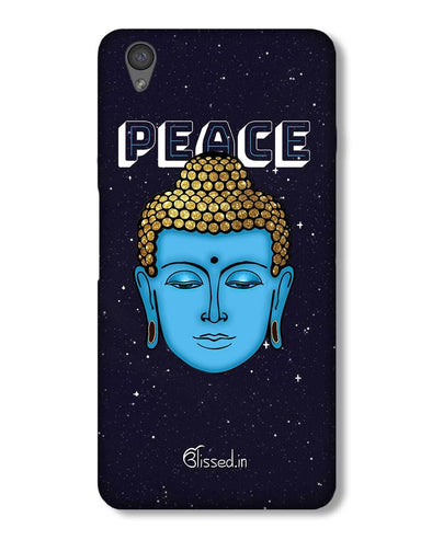 Peace of buddha | OnePlus X Phone Case